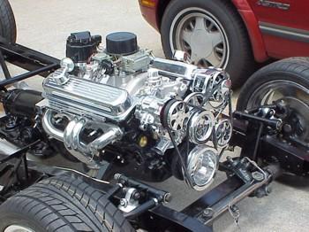 305 chevy engine wiring  | 640 x 480